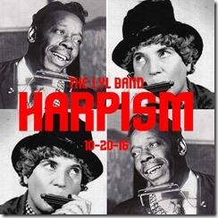Harpism Cover