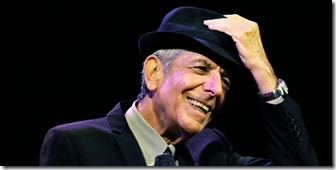 CORRECTION Obit Leonard Cohen