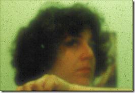 Renee Self Portrait in Mirror cropped