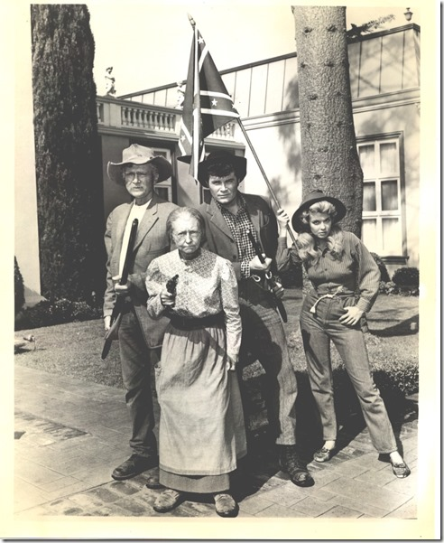 Beverly Hillbillies Confederates