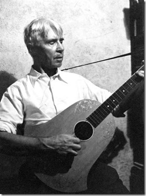 Carl Sandburg Rocks Out