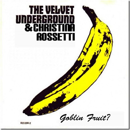 Velvet Underground and Christina Rossetti Cover