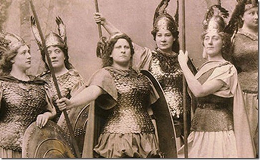 wagner opera costumes