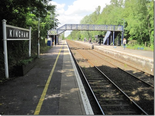 Kingham rail station