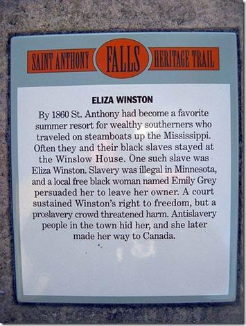 Eliza Winston Marker