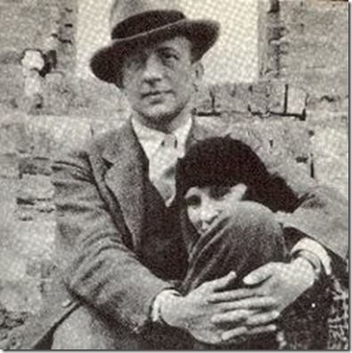 Paul Eluard and Gala 2