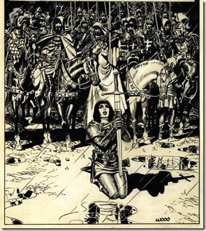 Wally Wood's Joan