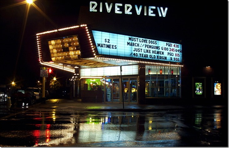 Riverview Theater 1