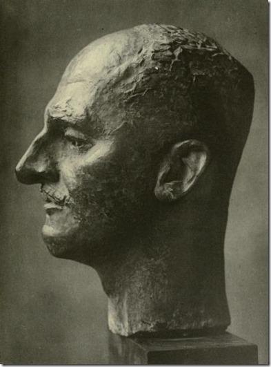 Bust of Hulme