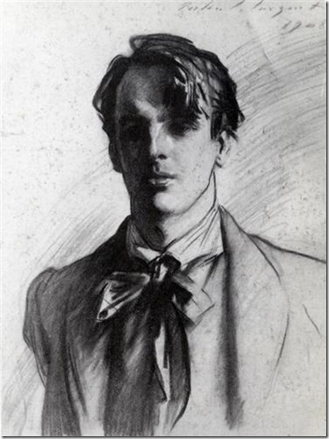 Yeats by Sargent