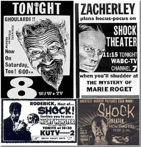 Shock Theater around the USA
