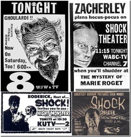 Shock Theater around the USA