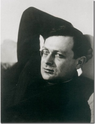 Tristan Tzara photograph by Man Ray