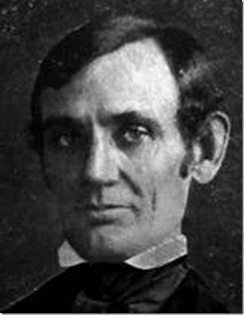 Abe Lincoln in 1847