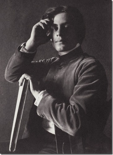 Khalil Gibran by Fred Holland Day