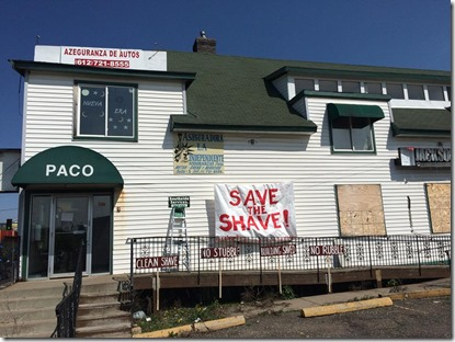 Save the (Burma) Shave