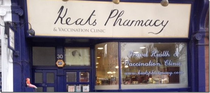 Keats Pharmacy crop