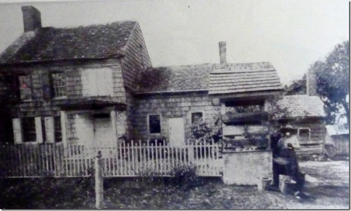 Whitman's Parent's House