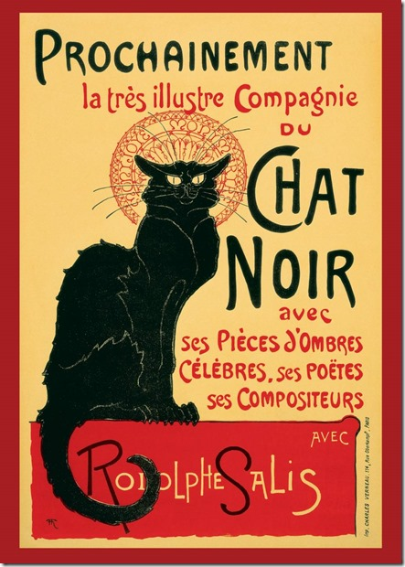 Chat Noir Poster2