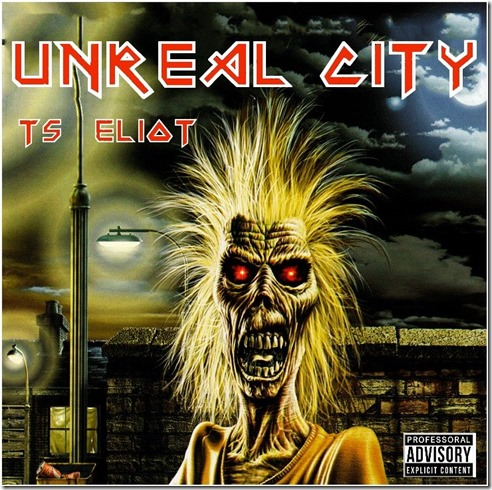 Unreal City Cover2