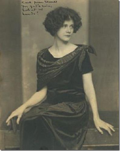 Eilinor Wylie by Carl von Vechten