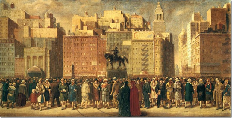 isabel-bishop-virgil-and-dante-in-union-square-1932