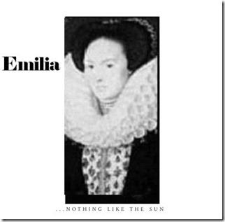 Emilia Lanier Nothing Like the Sun