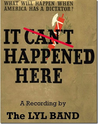 It Happened Here jacket