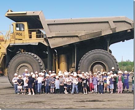 Iron Range Truck