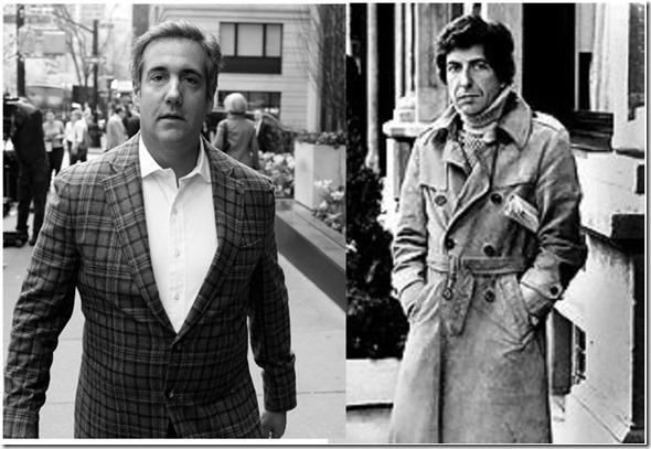 M Cohen and L Cohen