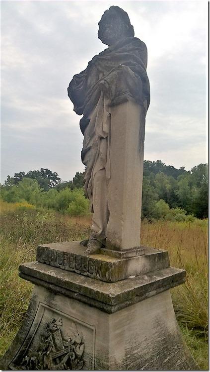 Mpls Longfellow Statue 6!!