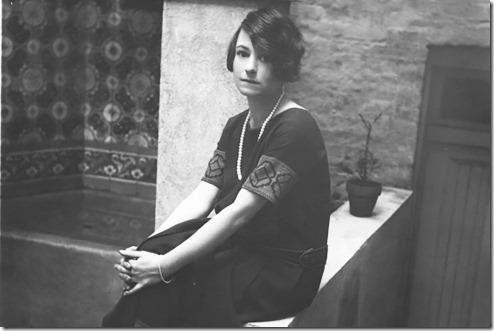 Dorothy Parker 1924