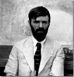 DH Lawrence  by Bynner