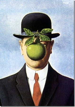 Magritte Son of Man