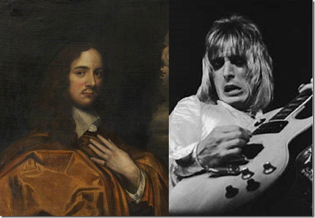 Andrew Marvell and Mick Ronson-two chaps from Hull