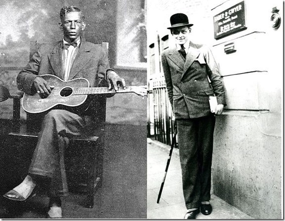 Charley Patton and T. S. Eliot