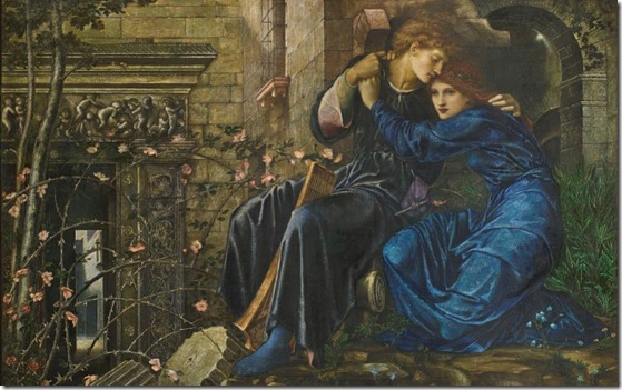 Love-among-the-ruins-Sir-Edward-Burne-Jones