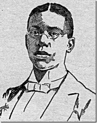 Paul_Laurence_Dunbar by Norman Wood