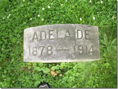 adelaide crapsey grave