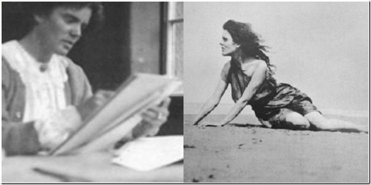 Frances Cornford - two sides