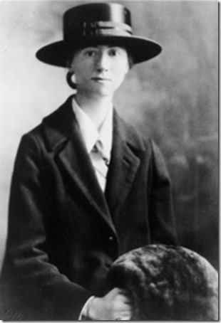 Young Marianne Moore