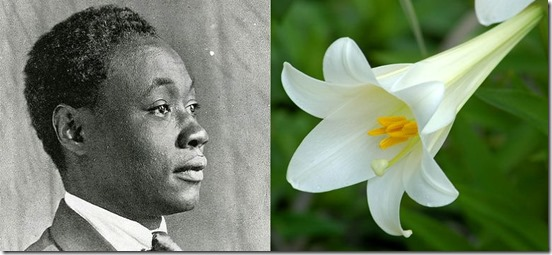 Claude McKay and Easter Lily