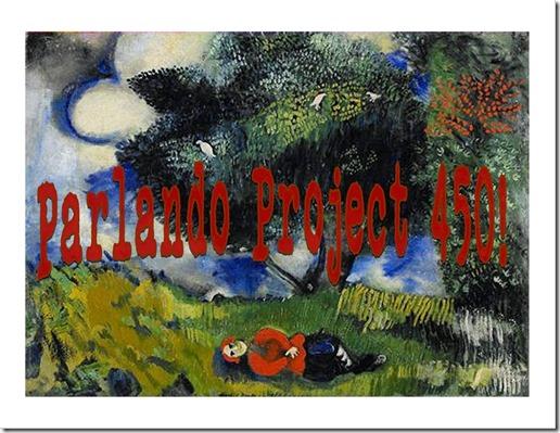 Parlando 450 Chagall