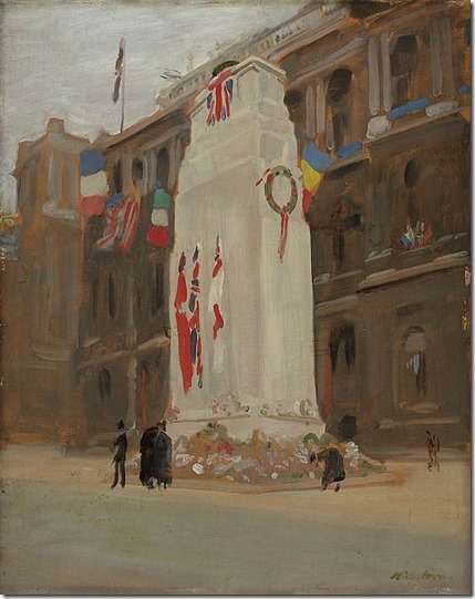 The_Cenotaph_the_Morning_of_the_Peace_Procession_by_Sir_William_Nicholson