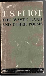 The Waste Land paperback cover