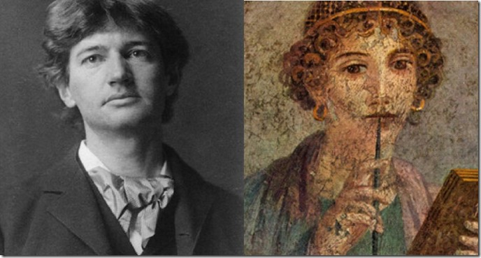 Bliss Carman and a depiction of Sappho