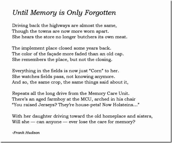 Until Memory 800