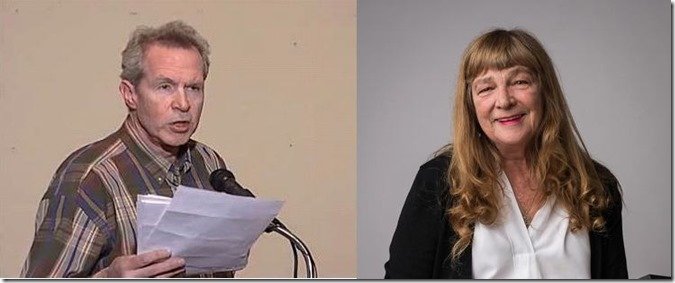 Kevin FitzPatrick and Ethna McKiernan