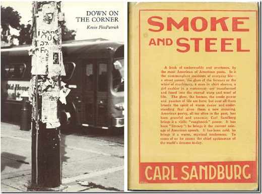 Two Poetry Collections about Work